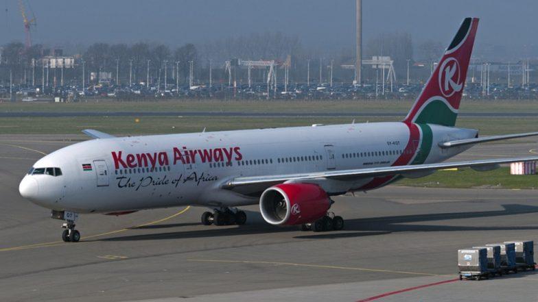 London-Nairobi Flight Horror: Man 'Falls Off to Death' From Kenya Airways Flight's Landing Gear; Identity Yet to be Ascertained