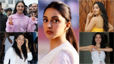 Kiara Advani Turns 27: Lesser-Known Facts About the Birthday Girl Along With Her Gorgeous Photos