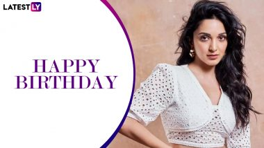 Happy Birthday Kiara Advani: Here Are Upcoming 5 Upcoming Films of the Kabir Singh Star We Can't Wait to Watch