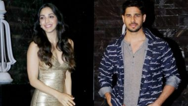 Sidharth Malhotra And Kiara Advani Are NOT Dating, The Former Calls Her A 'Lovely Friend'