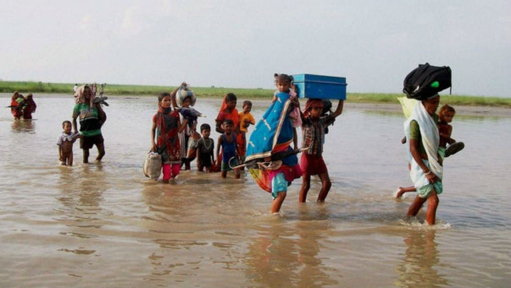 Bihar Floods: 73 Dead, Patna Continues to Reel Under Impact of Flood; NDRF Evacuates Over 9,000 People From Affected Areas