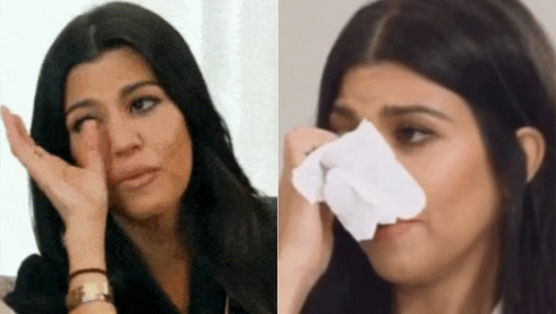 Kourtney Kardashian CRIES About Turning 40, The View Hosts Have a Field Day Trolling Her