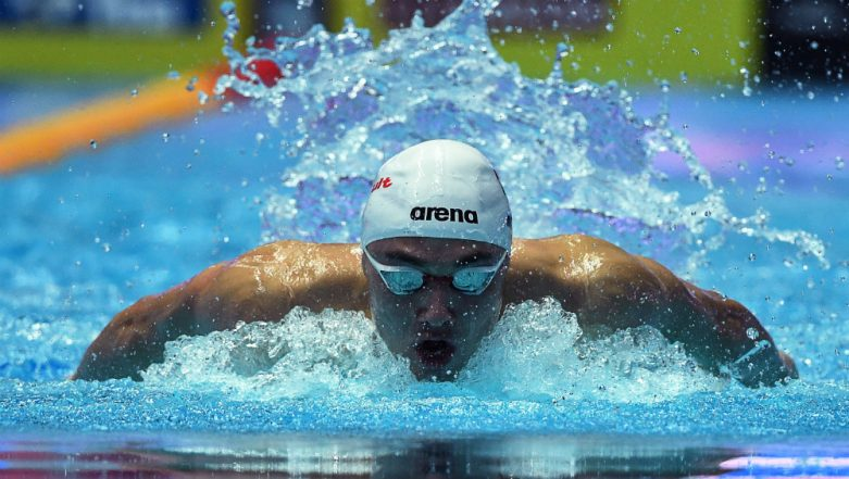 Kristof Milak Smashes Michael Phelps' 200m Butterfly Record to Win World Swimming Championships