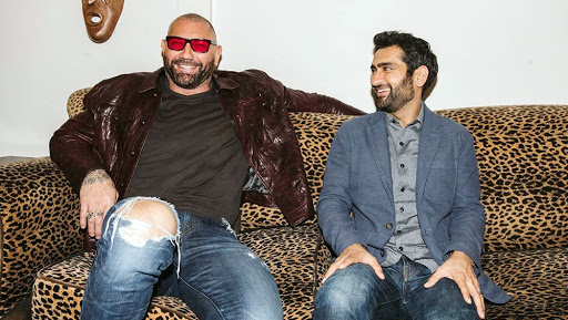 Stuber: Dave Bautista and Kumail Nanjiani Discussed Toxic Masculinity Throughout the Film