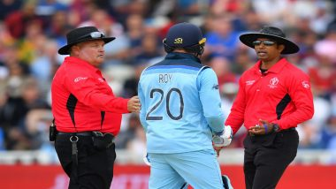 Umpire Kumar Dharmasena Admits His 'Error' in Awarding Six Runs to England Against New Zealand In CWC 2019 Final Match!