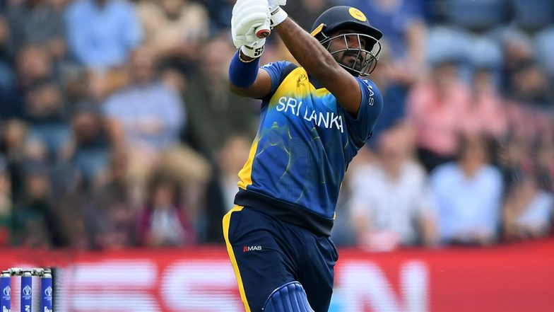 Kusal Parera hits century during Sri Lanka vs Bangladesh 1st ODI, Sri Lankan wicket-keeper smashes 17 fours and 1 six to reach his hundred in 82 balls
