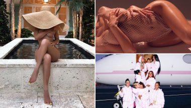 Kylie Jenner Kickstarts Brand Trip NUDE; Suns Out, Buns OUT!