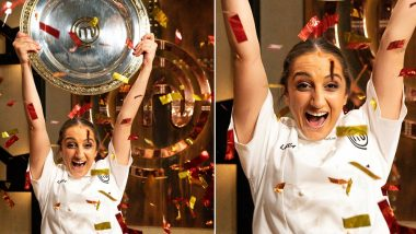 Masterchef Australia Season 11 Winner: Restaurant Manager Larissa Takchi Wins Show, Walks Home With $250,000 Prize Money