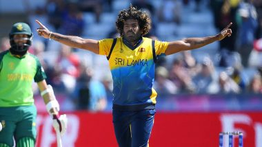 Lasith Malinga Claims Four Wickets in Four Balls During Sri Lanka vs New Zealand, 3rd T20I; Check out the Video his first 'Double Hat-Trick' in ODIs Against SA in CWC 2007
