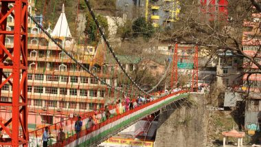 Lakshman Jhula in Rishikesh Shut After 90 Years As Experts Term it Unsafe and Beyond Repair