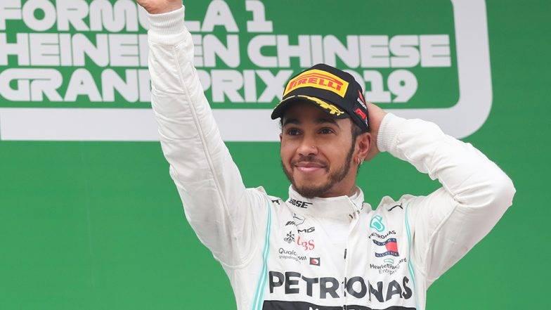 Lewis Hamilton Disappointed With the Clash of Events of British Grand Prix, Wimbledon Finals and Cricket World Cup Final