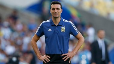 Lionel Scaloni Gets Extension As Argentina National Football Team Coach, Will Be in Charge Till 2022 FIFA World Cup