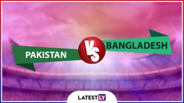 Live Cricket Streaming of Pakistan vs Bangladesh ODI Match on PTV Sports, Ten Sports, Hotstar, Gazi TV and Star Sports: Watch Free Telecast and Live Score of PAK vs BAN ICC CWC 2019 ODI Clash on TV and Online