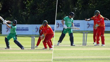 Live Cricket Streaming of Ireland vs Zimbabwe 2019 3rd T20I Match: Watch Free Telecast and Live Score of IRE vs ZIM Game on 'Cricket Ireland TV' YouTube