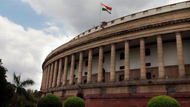 Winter Session of Parliament 2019 Concludes Today, 14 Bills Passed in Lok Sabha, 15 in Rajya Sabha
