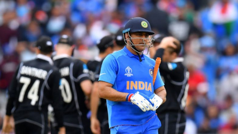 MS Dhoni Retirement on Fans' Mind After India Face Defeat Against New Zealand in Cricket World Cup 2019 Semi-Final
