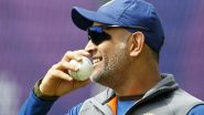 MS Dhoni Obliges Fans With Selfies at the Ranchi Airport as Sakshi Rawat Complains of Power Cuts in the City (Watch Videos and Pics)