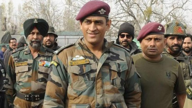 MS Dhoni Needs No Protection in Kashmir, He Will Protect Citizens; Says Army Chief Bipin Rawat