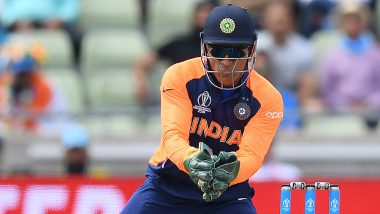 MS Dhoni Blamed For Failing to Call For DRS in India vs England ICC World Cup 2019 Match, But Is It Really His Job Alone?