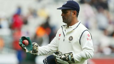 MS Dhoni Shed Tears, Wore Jersey Whole Night After Test Retirement, Recalls Ravi Ashwin (Watch Video)