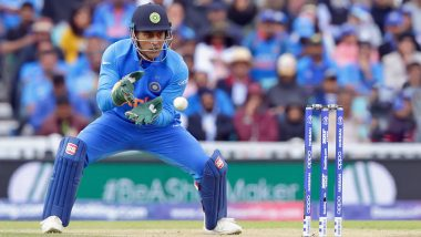 MS Dhoni No Longer First-Choice Wicket-Keeper, Will Groom Rishabh Pant and Participate in 'Transitioning Phase' For Team India: Reports
