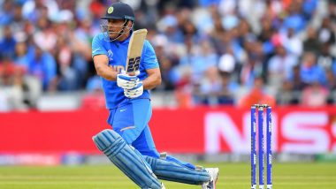 'MS Dhoni Should Retire After ICC T20 World Cup 2020,' Says His Childhood Coach Keshav Banerjee Who Feels 'Mahi Has Enough Left in Him to Contribute in T20 Format'