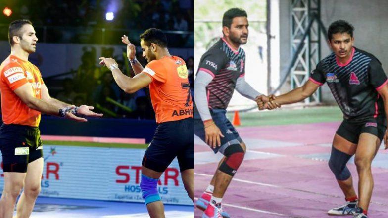 U Mumba vs Jaipur Pink Panthers Dream11 Team Predictions: Best Picks for Raiders, Defenders and All-Rounders for MUM vs JAI PKL 2019 Match 5