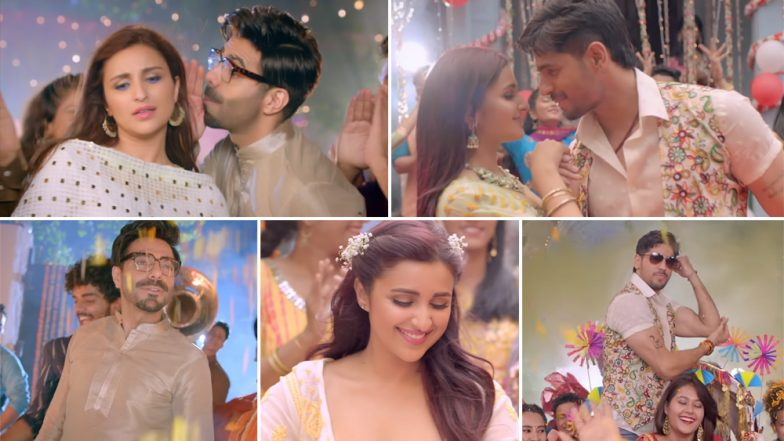 Macchardani: This song of Jabariya Jodi will compel you to dance!