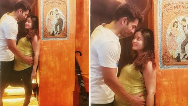Jay Bhanushali And Mahhi Vij's Picture From Their Romantic Dinner Date Will Tie You Up In All Sorts Of Feels