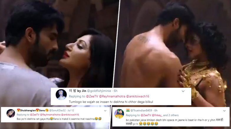 Is Makdi Ke Saamne Mat Nachana Rana! Reyhna Malhotra and Ankit Siwach Starrer Manmohini's Promo Is Cracking Up the Internet With Funny Memes (Watch Video)