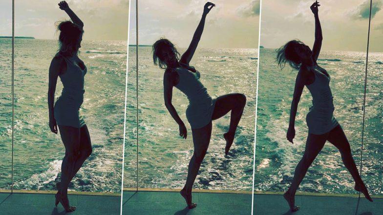 Malaika Arora's Beautiful Silhouette Makes the Horizon Even Prettier - See Pics