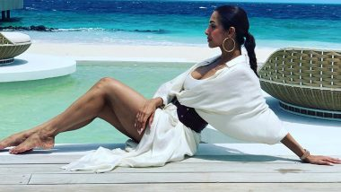 Malaika Arora Shares Super-Sexy Pictures From Her Maldivian Vacation!