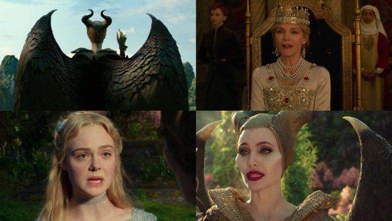 Maleficent 2 Mistress Of Evil Trailer Angelina Jolie