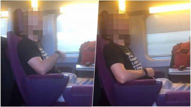 SHOCKING! Woman Who Uploaded Video of Man Masturbating In Train in France Could Be Charged for 'Breach of Privacy'