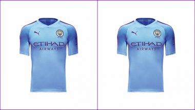 Manchester City FC 2019–20 Home and Away Kits: PUMA's Man City Kits Pay Tribute to Manchester's Heritage