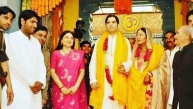 Maneka Gandhi Posts Picture Wearing Saree With Caption 'Woven by Pandit Jawaharlal Nehru in Jail', Deletes Tweet