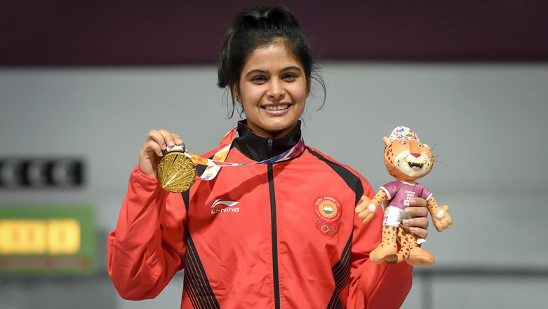 Manu Bhaker Secures Seat in Delhi University's LSR College, Indian Shooter to Study Political Science