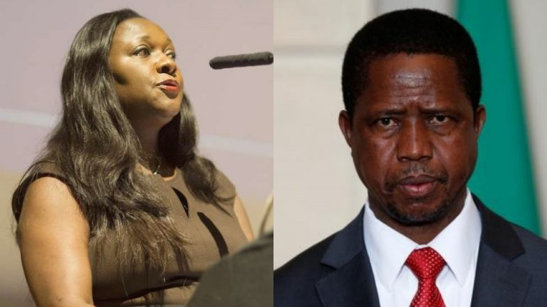 Zambian President Edgar Lungu Fired Finance Minister Margaret Mwanakatwe Without Any Reason, Bwalya Ng'andu Replaces Her