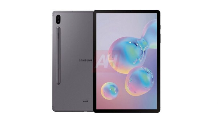 Samsung Galaxy Tab S6 Specifications Leaked Online; To Be Launched Later This Year
