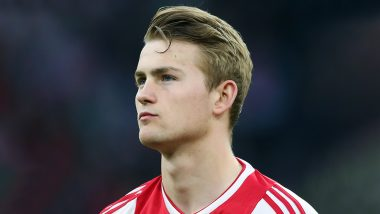 Dutch Defender Matthijs De Ligt Signs a Five-Year Contract With Juventus Football Club
