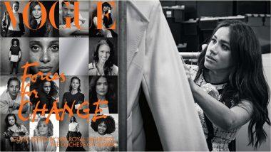 Meghan Markle Faces Backlash over Vogue UK Collaboration