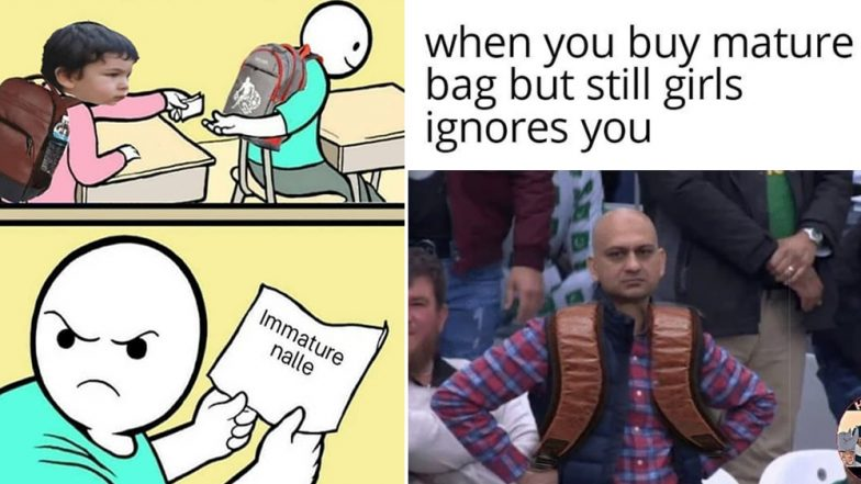 Funny Mature Bag Memes, Jokes, GIFs Are Here to Stay! Forget JCB Memes Already, Will You?