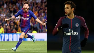 UCL 2020-21 Round-of-16 Draw Announced, Fans Excited for Lionel Messi vs Neymar Jr Clash