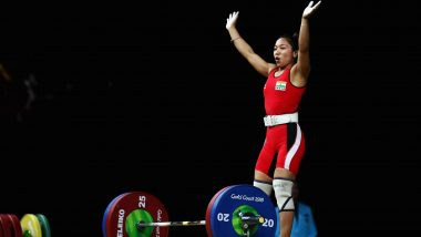 Mirabai Chanu in Constant Battle With Fear of Injury Ahead Tokyo Olympics 2020