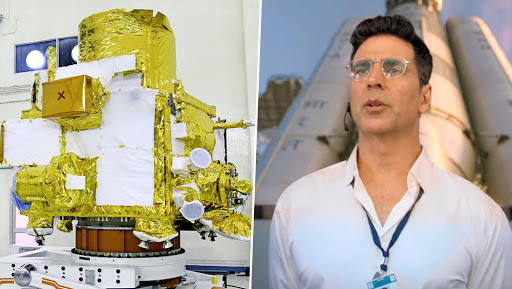 Akshay Kumar's Tweet for ISRO Women Scientists Led Chandrayaan2 Is a True Gentleman Act – Read Tweet