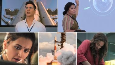 Mission Mangal Box Office Collection Day 4: Akshay Kumar's Space Drama Beats 2.0 to Become His Biggest Opening Weekend Grosser, Rakes in Rs 97.56 Crore