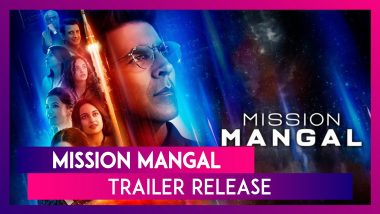 Mission Mangal Trailer: Akshay Kumar and Vidya Balan Make This Impossible Mission Look Possible