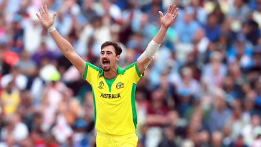 Mitchell Starc Overtakes Glenn McGrath to Become Bowler With Most Wickets in a Single Edition of World Cup