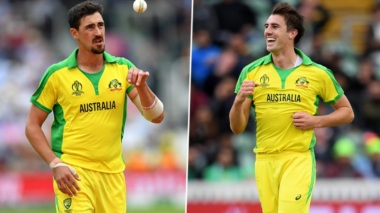 Ahead of CWC 2019 Semi-Finals, Mitchell Starc and Pat Cummins Send Out Warning to Virat Kohli & Co