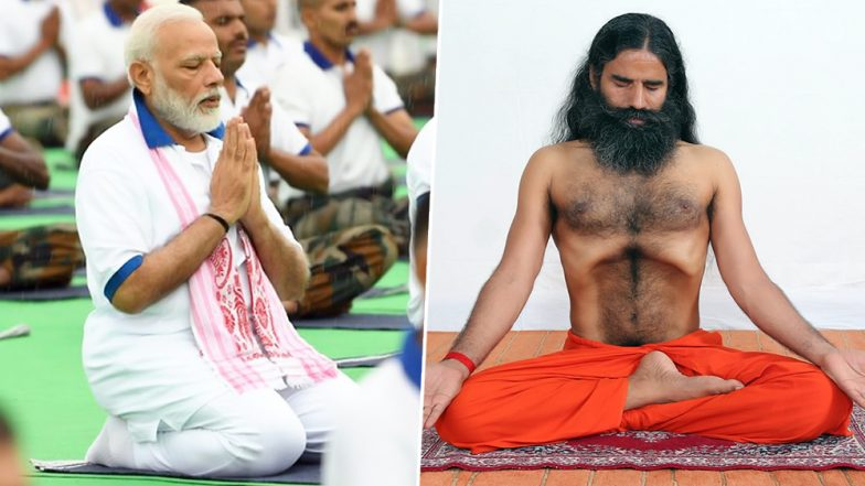 PM Modi Beats Baba Ramdev to Become Top Fitness Influencer in India